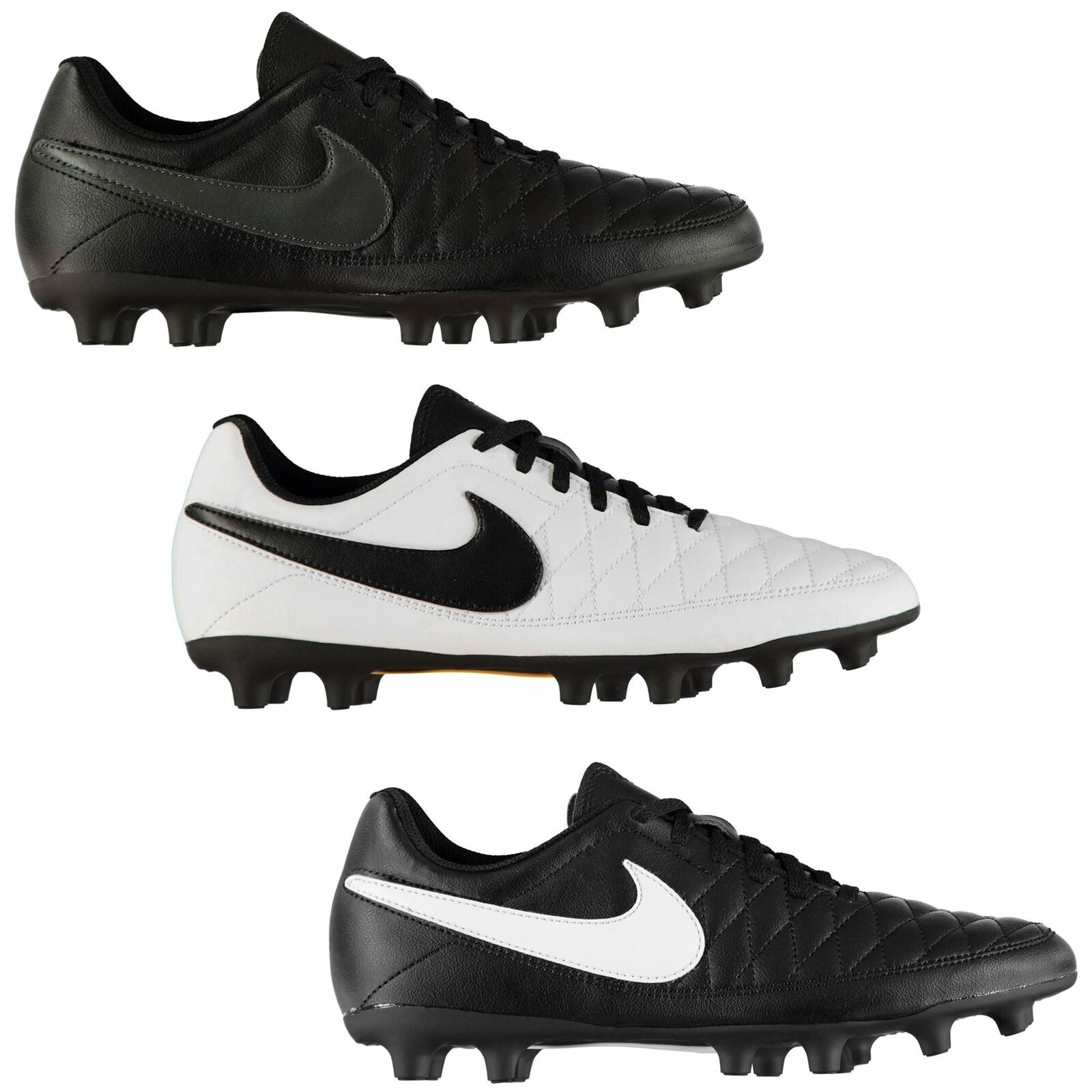 Nike Majestry FG Firm Ground Football Stiefel Mens Soccer schuhe Cleats