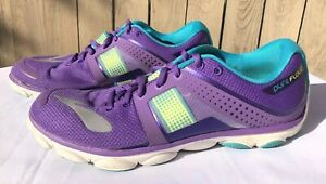 Peacock Running Shoes Size US 12
