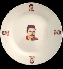 QUEEN Freddie Mercury DINNER PLATE