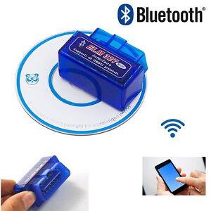 Elm bluetooth obd2 adapter