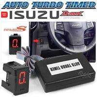 Isuzu Dmax D-max 13-15 Fully Automatic Turbo Timer Att Kit W/ Red Led Display