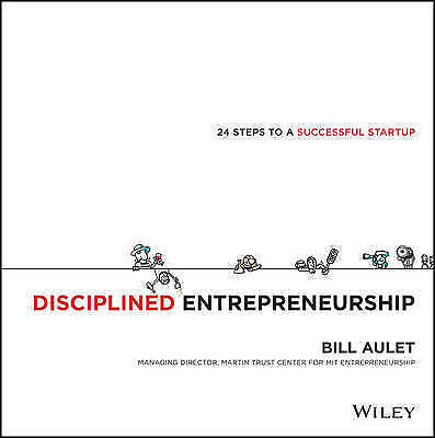 1 of 1 - Disciplined Entrepreneurship: 24 Steps to a Successful Startup 1st Edition