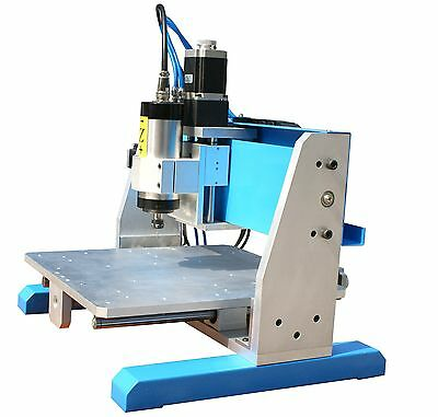 Professional 3020 CNC Router Engraver / Drilling Milling Machine 24000 rpm