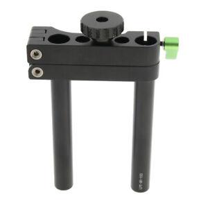 Abrazadera-De-Varilla-De-15mm-para-Camara-Reflex-Digital-Plataforma-De-Hombro-Estabilizador