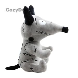 Tim-Burton-Frankenweenie-Sparky-The-Dog-Plush-Doll-Soft-Toy-Stuffed-Animal-11-034