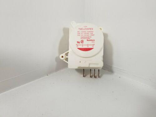 GE TMDJZ35RE9 Refrigerator Defrost Timer 162D6022P16 WR09X0489