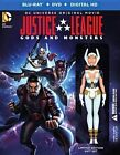 Justice League Gods and Monsters Region 1 Blu-ray