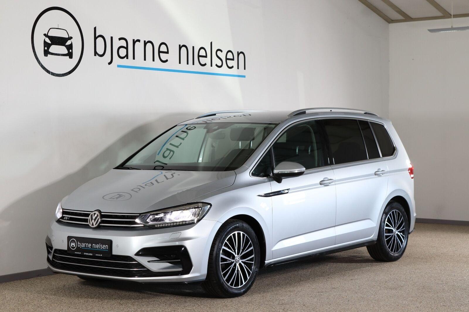 VW Touran 2,0 TDi 190 R-line DSG