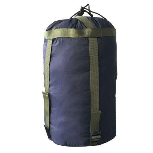 5 Color Schlafs Camping Aufbewahrungstasche Schlafsack Kompression Sack Kleidung