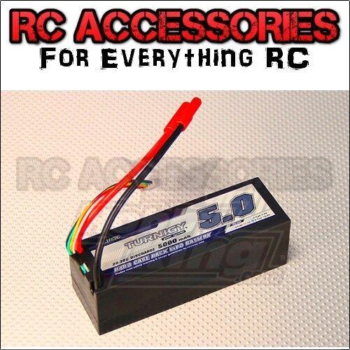 5000mAh LiPo Battery 4S 14.8V 20C 40C Hardcase Pack HPI,TRAXXAS,TAMIYA UK !