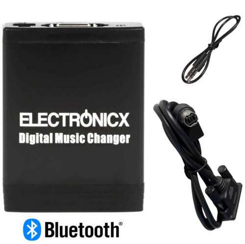 Adaptador USB MP3 Aux Sistema Bluetooth de Manos Libres Alpine Ai-Net