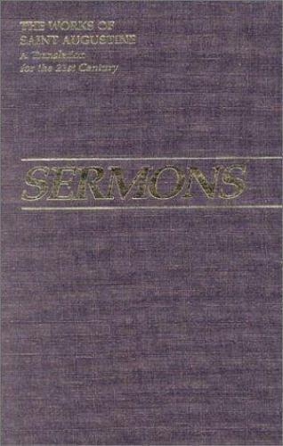 Sermons 94A-150 (Vol. III/4) by Saint Augustine
