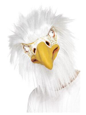 Ehrgeizig Erwachsene Herren Neuheit Lustige Weiß Eagle Junggesellenabschied Kostüm Tier