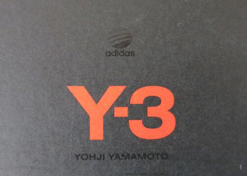 Adidas, Y-3 Yohji May Niedrig von Yohji Y-3 Yamamoto, Gr. 41 cb4116
