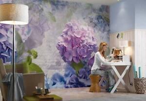 Papel-Pintado-Mural-Flores-Primavera-Gigante-Dormitorio-Deco-368x254cm-Azul