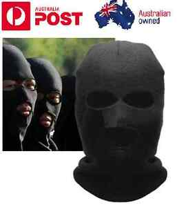 Balaclava Motorcycle Neck Winter Knitted Ski Full Face Mask Cover Hat Cap Beanie