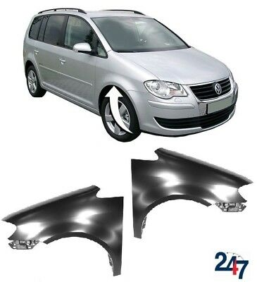 NEW VOLKSWAGEN VW CADDY 2004-2010 FRONT WING FENDER LEFT RIGHT PAIR SET