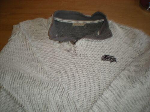 3 strano Pesce maccheroni bottoni taglia L bianchi felpa a fRWrfn
