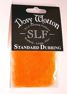 SLF Dubbing Original Davy Wotton Standard Dubbing SLF42 WHITE