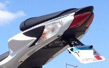 SUZUKI GSXR GSX-R 600 750 1000 FENDER ELIMINATOR BLACK PL 2011 - 2017