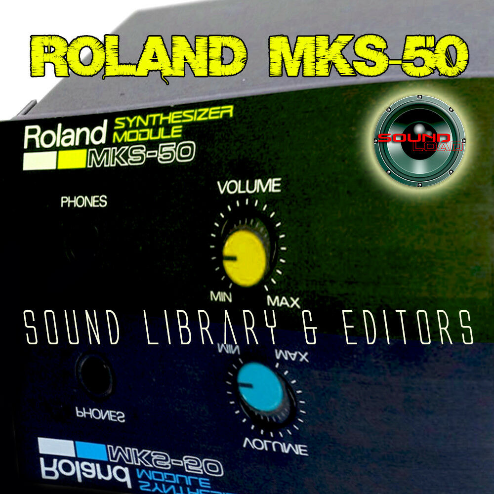 for ROLAND MKS-7 Original Factory and NEW Created Sound