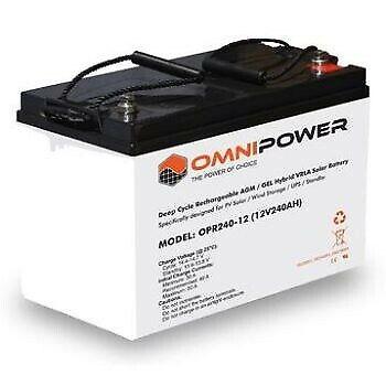 480ah 48v omnipower sealed battery