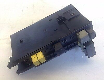 MERCEDES W203 C-CLASS REAR SAM FUSEBOX 2095450101