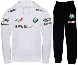 BMW MOTORRAD tuta felpa maglietta polo t-shirt maglia hoodie honda ktm ducati BN