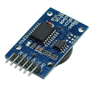 DS3231-AT24C32-IIC-Precision-RTC-Real-Time-Clock-Memory-Module-For-Arduino