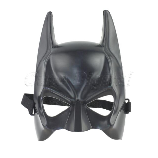 Halloween Batman Mask Adult Masquerade Party Bat Man Face Mask Costume