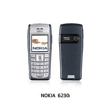 TELEFONO CELLULARE NOKIA 6230i 6230 colorato BLUETOOTH ORIGINALE BATTERIA