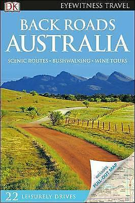 AUSTRALIA 2017 EYEWITNESS BACK ROADS TRAVEL GUIDE	9780241264157