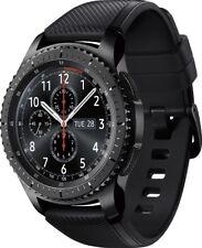 item 4 Samsung Gear S3 Frontier SMR760 46mm Smart Watch Stainless Steel  Case Black -Samsung Gear S3 Frontier SMR760 46mm Smart Watch Stainless  Steel Case ... 45e3a5e798a77