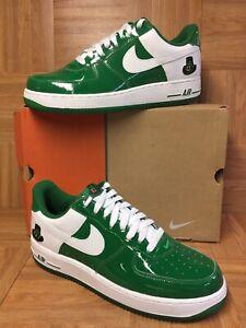 RARE-Nike-Air-Force-1-Premium-St-Patty-Pine-Atomic-Green-White-10-5-312945-311