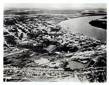 1941 Vintage Photo aerial city Natal of Rio Grande do Norte Brazil South America
