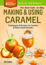 New How To Book Making & Using Caramel Techniques Recipes Candy And Other Sweets