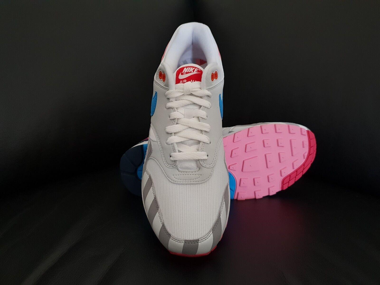 Nike Air Max Max Max 1 Parra, White Multi color, (AT3057-100), 10 US 92de90