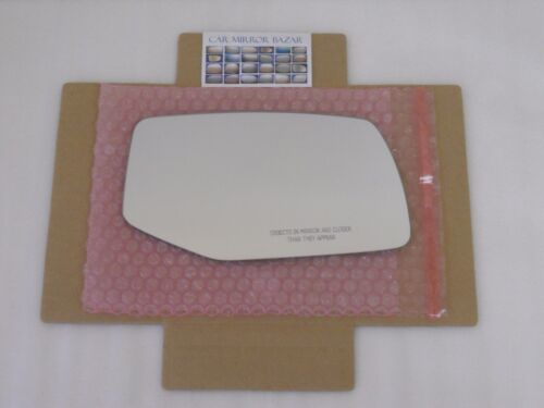 RD289 Replacement Mirror Glass for 2004-09 CADILLAC SRX Passenger Side Right RH