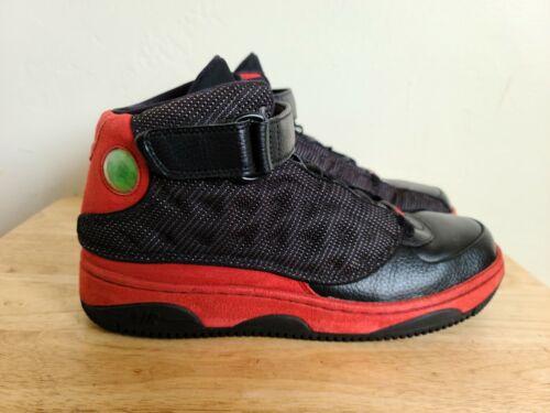 2009 Nike Air Jordan Fusion AJF 13 BRED Black Vars