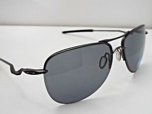 c7afe6e6e107d Image is loading Authentic-Oakley-OO4086-05-Tailpin-Carbon-Grey-Polarized-