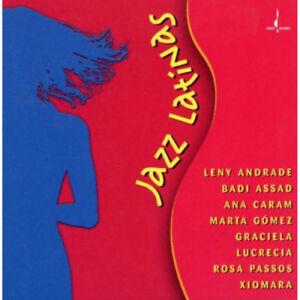 Various-Artists-Jazz-Latinas-CD-2013-NEW-FREE-Shipping-Save-s