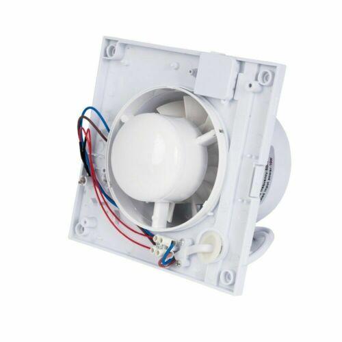 Hon/&Guan 4inch Exhaust Fan Home Ventilation Fan For Toilet Kitchen Wall Window