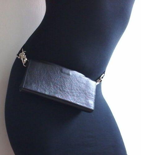 Genuine Leather New Designer Fanny Pack Hip Bag Belt Bag Travel Bag Men Women