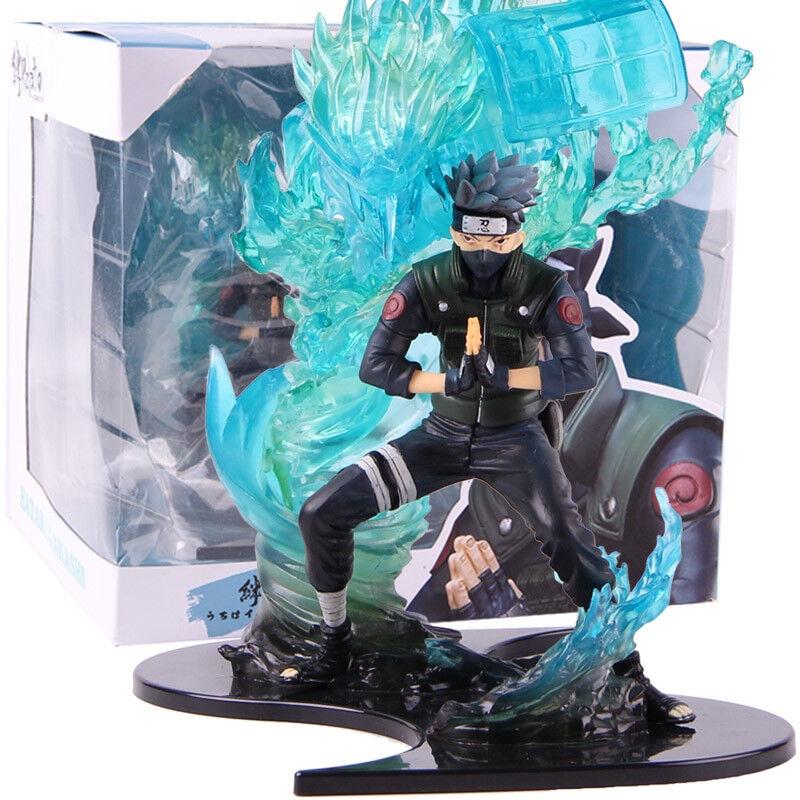 Naruto Shippuden Kizuna Relation Kakashi Hatake  PVC azione cifra modellololo giocattolo  presa di marca