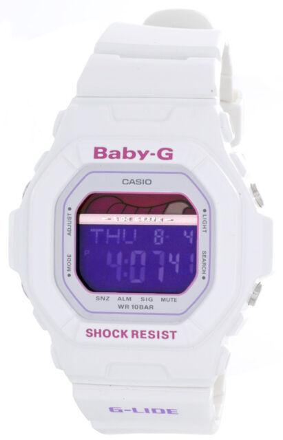 1f229f506c5a0 Casio Women s Baby-g Pink Digital Dial Resin Watch Blx-5600