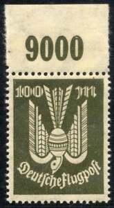 DR-Mi-Nr-266-P-OR-postfrisch