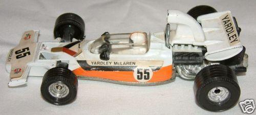 CARS   YARDLEY MCLAREN M19A F1 SPORTS CAR           (M)
