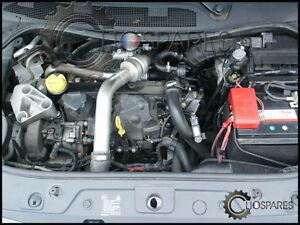 En commun Renault Megane II / Scenic II 1.5 DCI Engine K9K724 K9K 724 | eBay @EG_55