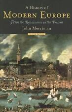A History of Modern Europe Vol. 1 : From the Renaissance to the Present by John…