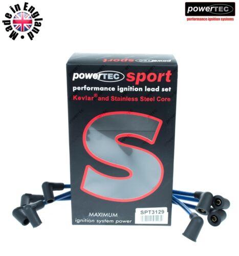 POWERTEC SPORT 8mm ACCENSIONE Lead Wire del Cavo HT MAZDA rx-8 rx8 231 192 13b BOBINA